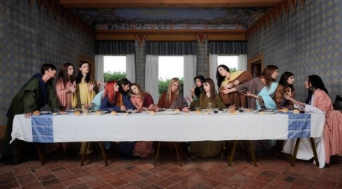 Last Supper by Alessandro Citti
